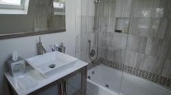 Oyster Grey Bathroom
