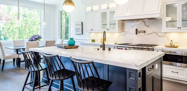 Should I Choose a White Kitchen Countertop?
