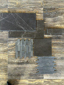 Graphite Marble Tiles