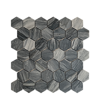 HEXAGON BARDIGLIO MOSAIC
