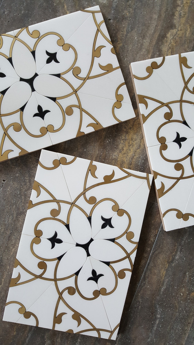 Best Decorative Tiles for your Bathroom.