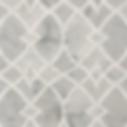 Carrara and Thassos - Lace I Mosaic
