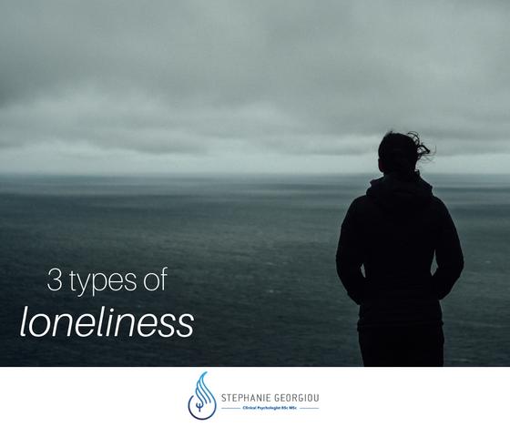 Τρεις (3) τύποι μοναξιάς