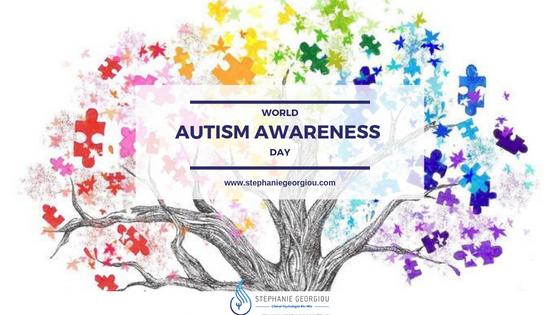 2 Απριλίου- Παγκόσμια Ημέρα Ενημέρωσης και Ευαισθητοποίησης για τον Αυτισμό