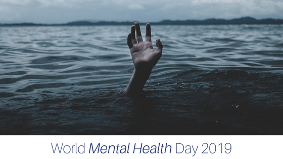 Παγκόσμια Ημέρα Ψυχικής Υγείας 2019 - Προώθηση της ψυχικής υγείας και πρόληψης της αυτοκτονίας.