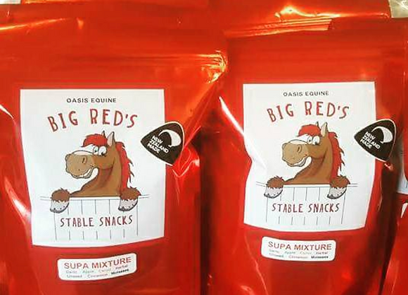Big Red's Stable Snacks Big Red Bag - 1.1kg Super Mix