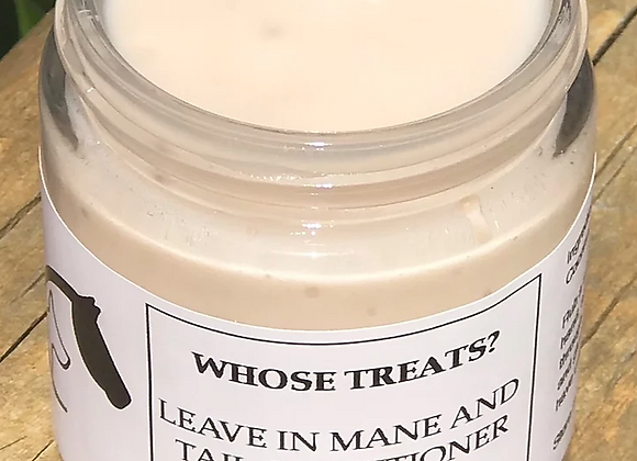 Leave In Mane and Tail Conditioner - Caramel