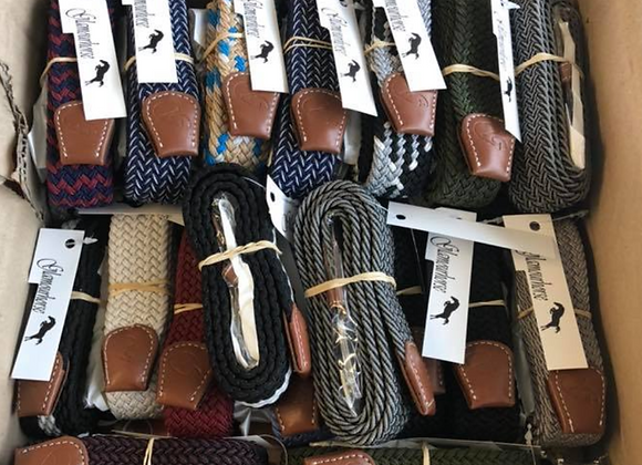 Belts - one size fits all