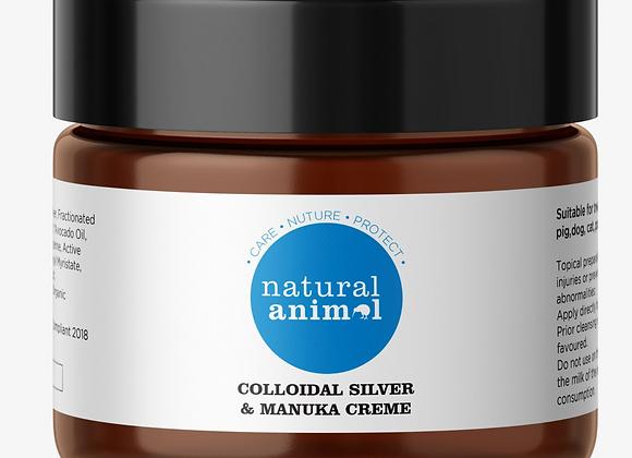 Colloidal Silver and Manuka Honey