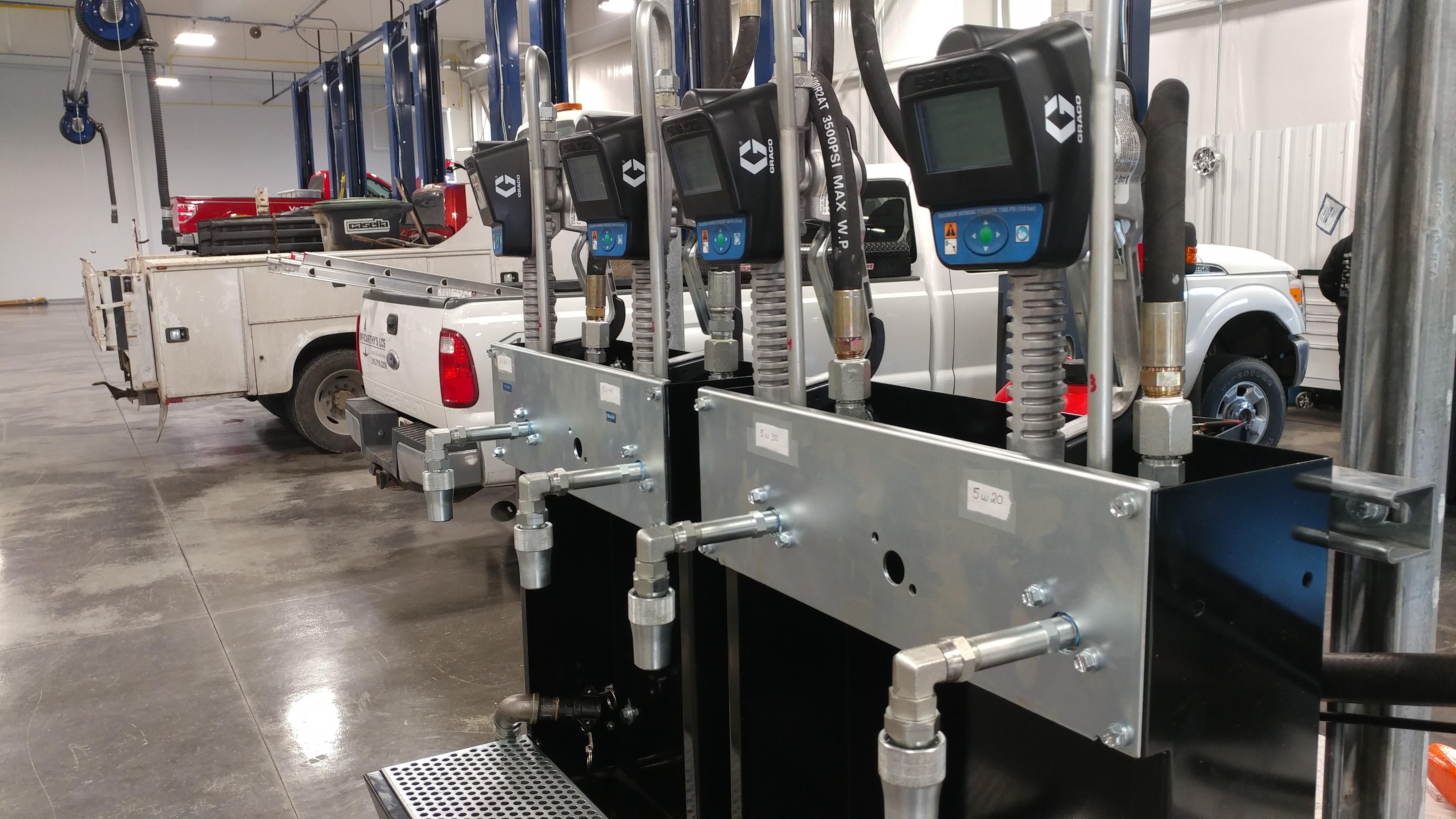 Graco Matrix Inventory System