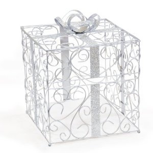 Silver Or Gold Gift Box