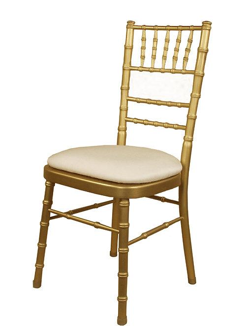 Chiavari Chair - Gold or Silver