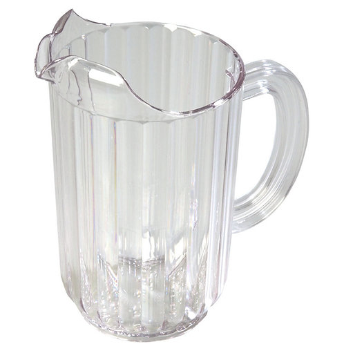 Plastic Clear Pitcher