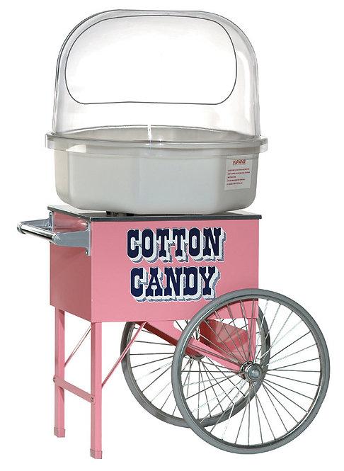 Cotton Candy Machine w/bubble top