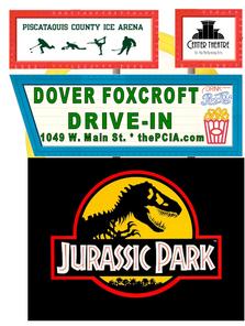 Dover Drive-In: Jurassic Park