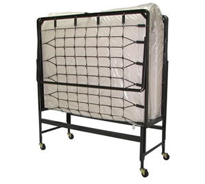 """Double Rollaway Bed 48"""" x 6'"""