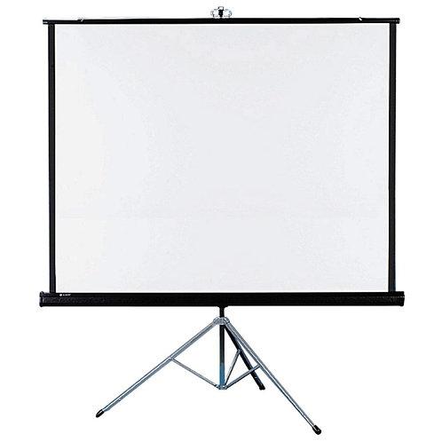 Portable 7' x 7' Projector Screen