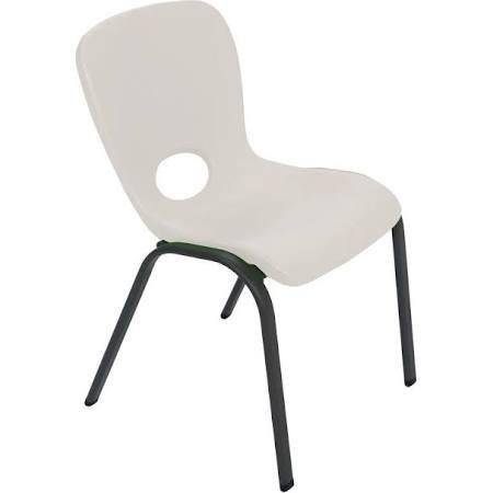 Kid's Chair - Organic Beige
