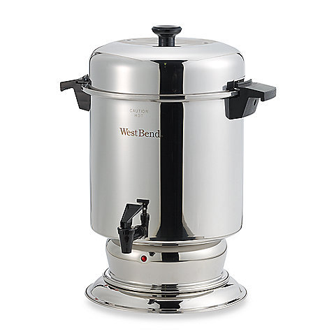 Stainless Coffee Maker