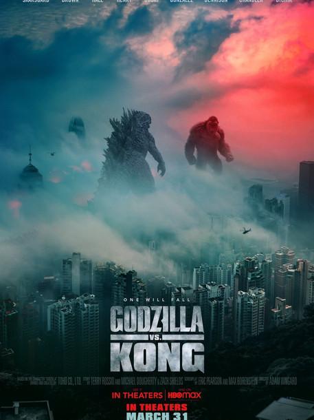 Godzilla vs. Kong (General Admission Center Theatre)