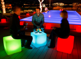 Transform your event with mood lighting!