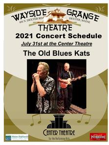 Wayside Grange presents The Old Blues Kats