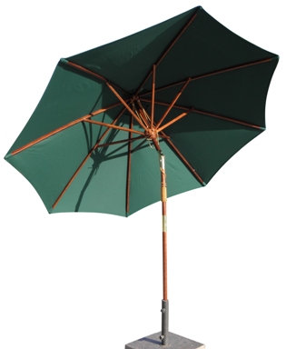 9' Market Umbrella W/ Stand