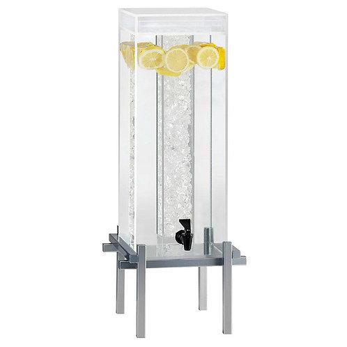 Cuboid Acrylic Beverage Dispenser
