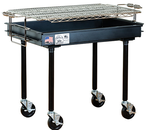 2' x 3' Charcoal Grill
