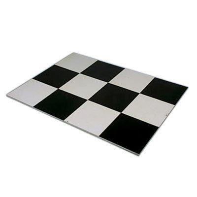 Black & White 3' x 3' Panel
