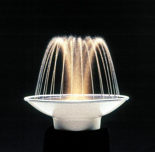 Decorative Water Fountain w/Light