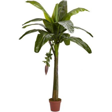 Banana Leaf Palm Tree - Large, Med
