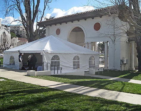 20' x 30'  Canopy/Tent