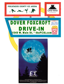 E.T. at the Dover Drive-In