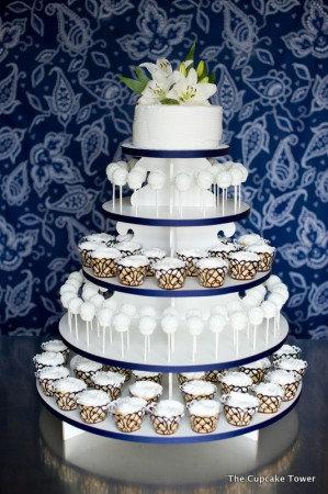 Cake Pop Tower - Various Sizes