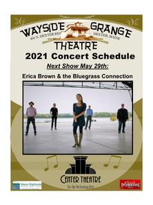 Wayside Grange Concert Series
