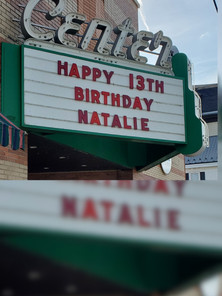 Your message on the August Marquee