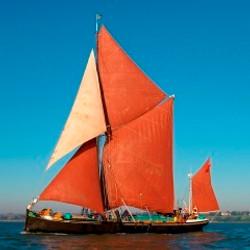Sailing Barge Victor  Cream Tea Cruise 2