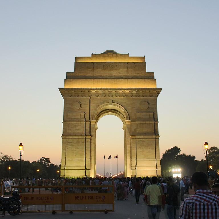 The Heart of India - Explore New Delhi