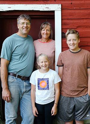 Indian Line Farm Family