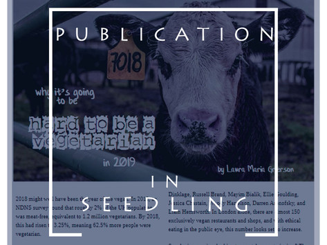 Publication in 'Seedling'