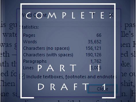 Complete: Part II, Draft 1