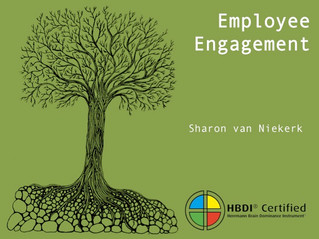 Employee Engagement the Whole Brain® way