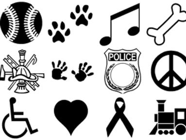 Add-on: Personalized Brick Symbol/Logo