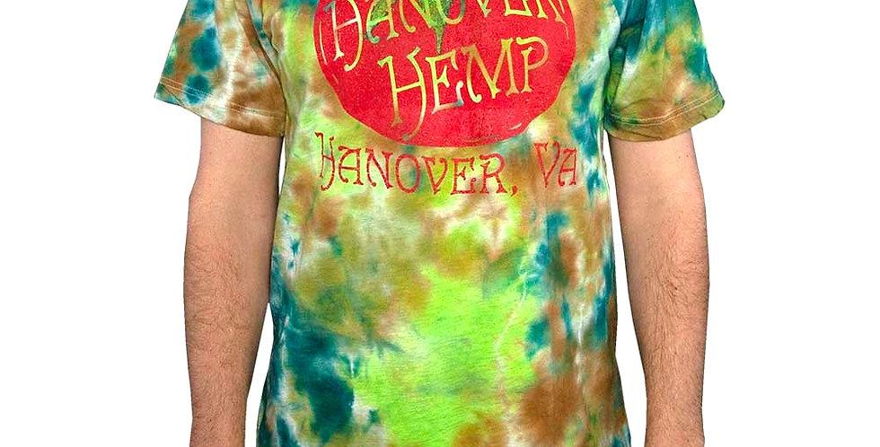 Hanover Hemp Tie Dye Shirt