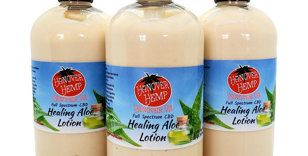 Healing Aloe Lotion