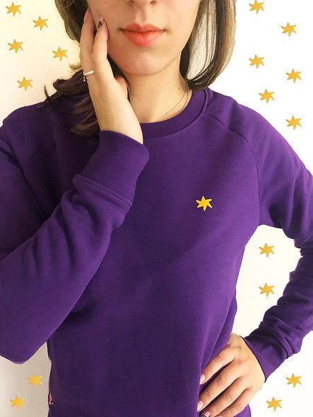 WAM Purple Blouse