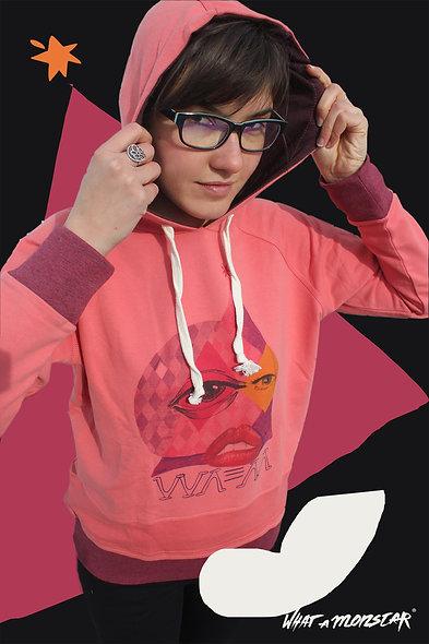 WAM Pink Hoodie