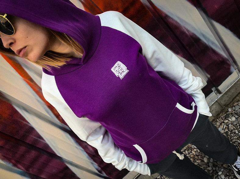 WAM Purple Hoodie
