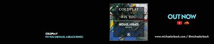 Soundcloud Coldplay - Fix you (Michael A